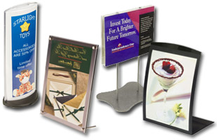 Designer Sign Displays
