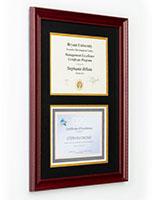 Graduation Frames W Tassel Print Or Certificate Holders