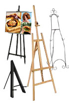 Display Easels