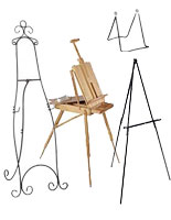 Art Display Easels