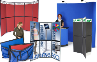 Portable Show Display