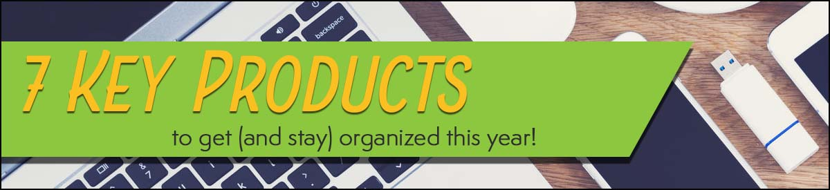 products to help organize your business
