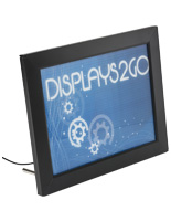 8.5 x 11 LED Photo Frame, Wall Mounting Bracket Included