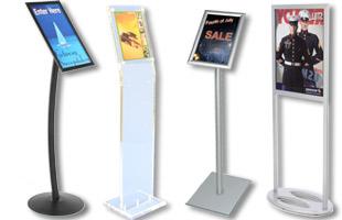 Sign Holders For Sale Countertop Amp Floor Frames For Ads