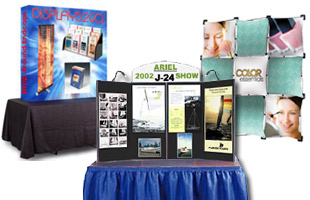Table Top Display Boards