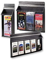 Outdoor Literature Holders