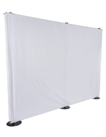 Blank 10' Banner Backdrop Stand