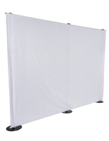 Single-Sided Backdrop Banner Stand