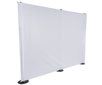 Backdrop Banner Stand with Lightweight Frame