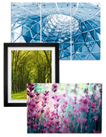 Acrylic Office Prints