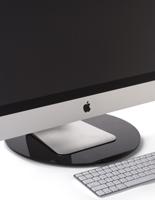 Screen Share Swivel Monitor Riser