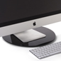 Heavy Duty Swivel Monitor Riser