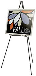 Portable Display Easel Stands
