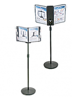 Floor Stand Reference Organizer