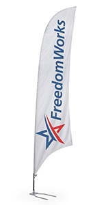 Feather Flag Banner