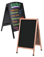 Restaurant Menu Boards Indoor And Outdoor Signage