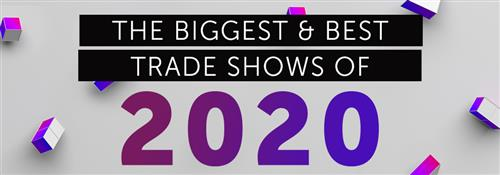 Top Trade Shows of 2020