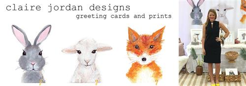 claire jordan greeting cards and prints