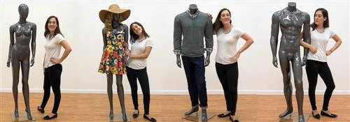 How to Dress a Mannequin