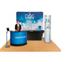 Trade Show Booth Complete Exhibit Package