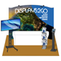 10 x 10 Trade Show Booth Package, Steel