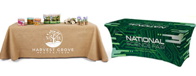 Shop All Custom Table Covers