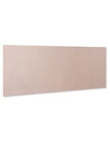 18 inch long copper antimicrobial protective film with scratch resistant surface
