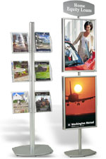 Display Stands: Adjustable BRAVA Series