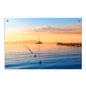 Ocean Photography Print on Acrylic with Full Color Graphics