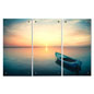 Full Color Acrylic Triptych Wall Art
