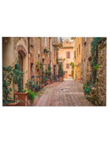Lightweight Italian Photography Print on Acrylic