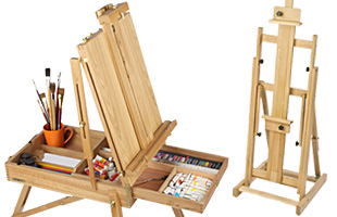 Easel Stands Classroom Artist Retail Tripods