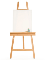 heavy duty easels durable stands for art display boards