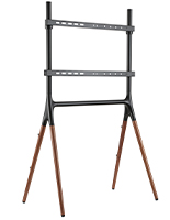 49in to 70in Screens Fit Minimalist TV Sawhorse Stand