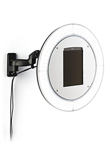 Wall Mounted Tablet Ring Light Stations