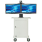 Adjustable Video Conferencing Trolley
