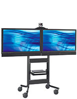video conference cart