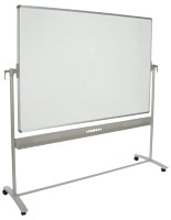 Reversible Whiteboard for Dry Erase Markers