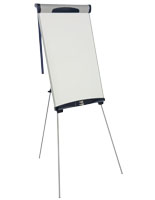 Height Adjustable Dry-Erase Board for Presentations