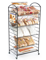 (5) Tier Bakers Rack
