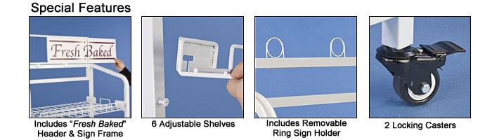 Assembly Instructions for Your Baker Rack