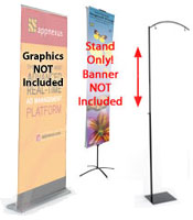 Banner Stands w/o Graphics