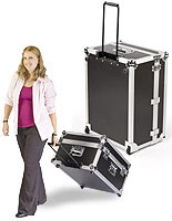 Durable Trade Show Travel Case