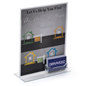 "Business Card Displays Including 8-1/2"" x 11"" Acrylic Sign Holders"