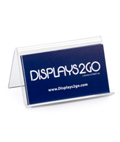 Desk Business Card Holder Small