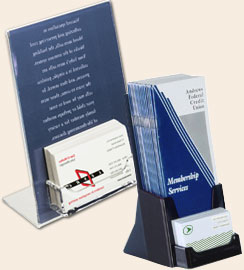 multipurpose business card holder