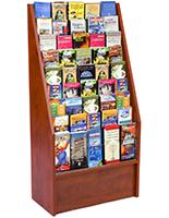 Wire Literature Racks | Magazine Holders & Brochure Stands