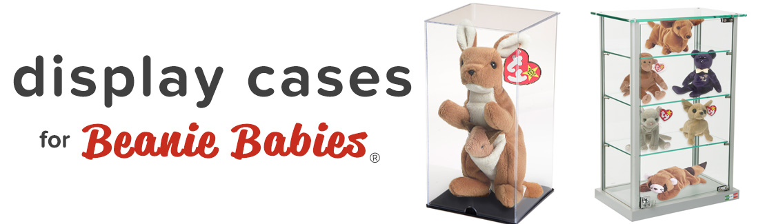 Beanie Baby Display Cases