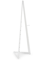 Floorstanding White Wooden Easel