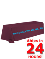 Custom Tablecloths With Logo